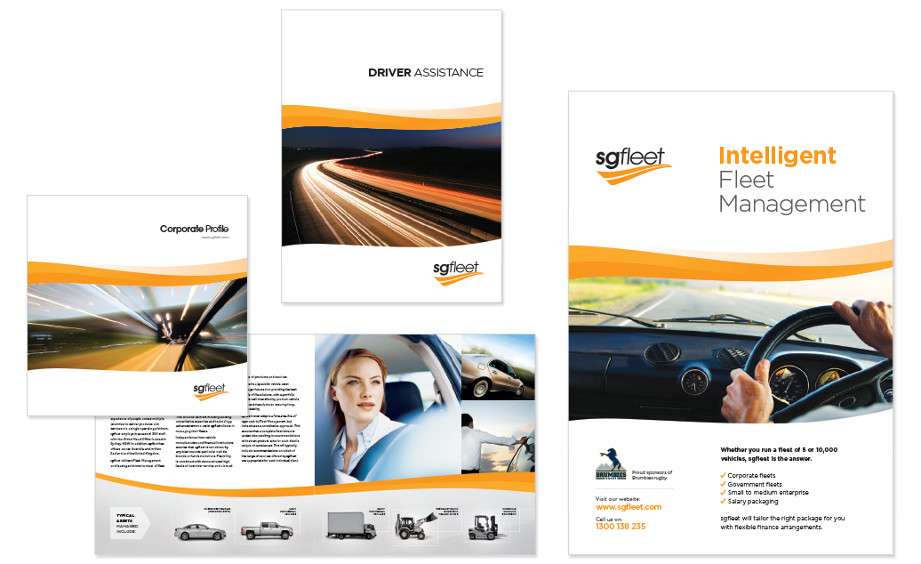 sgfleet marketing collateral