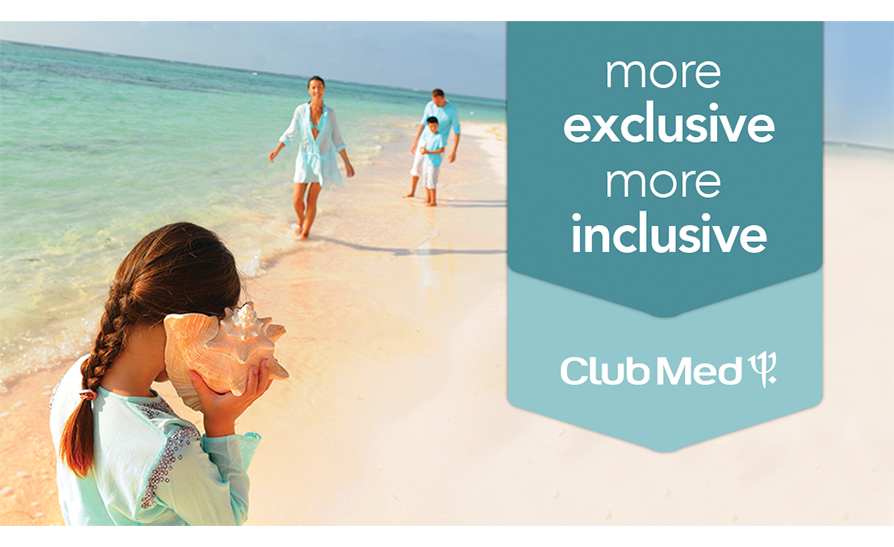 Club Med Campaign Creative Idea